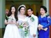 Vũ Hoàng Điệp bất ngờ vắng mặt trong lễ cưới chị ruột