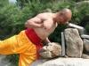 Cận cảnh nhà sư Thiếu Lâm luyện thiết đầu công