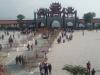 Hàng nghìn khách du lịch tới chùa có chính điện lớn nhất Việt Nam
