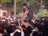 Vĩnh Phúc: Du khách hoảng sợ chạy mất dép tại Lễ hội cướp phết