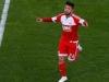 Video: Lee Nguyễn sút phạt góc thành bàn như Messi