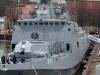 Hải quân Nga tiếp nhận khu trục hạm 'sấm sét'