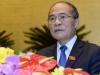 Chủ tịch Quốc hội Nguyễn Sinh Hùng: 'Mọi vấn đề phải công khai với dân'