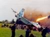 Video: Tiêm kích Su-27 lao xuống đám đông, 85 người thiệt mạng