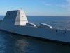 Video: Cận cảnh chiến hạm tàng hình tối tân USS Zumwalt của Mỹ