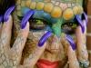 Phẫu thuật cắt tai, mũi để giống loài rồng trong thần thoại