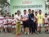 Đội bóng của Hồng Sơn hụt chức vô địch U13 - Cup Ecopark 2016
