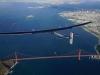 Máy bay năng lượng mặt trời vượt Thái Bình Dương thành công