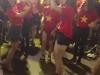 Mặc áo cờ đỏ sao vàng 'quẩy' trên nền nhạc chầu văn gây tranh cãi