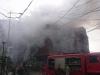 Cháy lớn tại nhà 4 tầng khu đô thị Văn Khê, Hà Nội