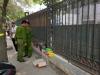 Video: Hiện trường phát hiện thi thể trẻ sơ sinh cạnh bến xe Mỹ Đình