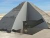 Phát hiện bí ẩn ma quái phía sau lõi Kim tự tháp Ai Cập