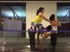 Hành khách 'múa ballet, chèo thuyền' ở sân bay Tân Sơn Nhất