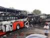 Vụ tai nạn thảm khốc ở Bình Thuận: Phụ xe bất lực chứng kiến nạn nhân chết cháy