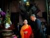 Câu nói bất ngờ của ông Obama khi thăm chùa Ngọc Hoàng