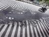 Video: Cảnh nhựa đường tan chảy vì nắng nóng kỷ lục ở Ấn Độ