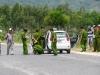 30 phút xảy ra 3 vụ chặn xe taxi, cướp tiền ở Khánh Hòa