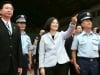 Bà Thái Anh Văn tuyên bố tăng cường sức mạnh quân đội