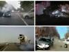 Video: Những pha quay xe bất cẩn khiến tài xế trả giá đắt
