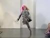 Hàng loạt người mẫu vồ ếch liên tục tại show thời trang New York