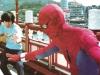 Người nhện phiên bản đời thực phiền phức nhất thế giới