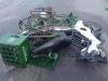 Hiện trường vụ ôtô 'điên' đâm hàng loạt xe máy trên cầu vượt Nguyễn Chí Thanh