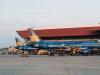 An toàn hàng không Sân bay Nội Bài bị uy hiếp vì tia laser