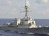 Video: Chiến hạm Mỹ 'áp sát nguy hiểm' tàu hộ tống Nga trên Địa Trung Hải