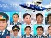 Tiểu sử 9 đồng chí phi công và thành viên tổ bay CASA-212 đã hy sinh
