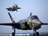 Video: Tiêm kích F-35B đứng yên trên không cực ấn tượng