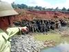 3 học sinh chết đuối thương tâm khi tắm ở mỏ khai thác đá