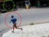 Trộm xe Exciter chạy 'bán sống bán chết' khi bị người dân đuổi bắt