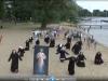 Hiếm hoi cảnh nữ tu Ba Lan nhảy flash mob