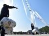 Triều Tiên lần đầu thả truyền đơn xuống sông Hán