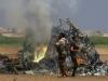 Trực thăng Nga bị bắn hạ ở Syria, 5 sĩ quan thiệt mạng