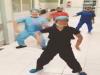 Phát cuồng với vũ điệu xả stress bốc lửa của các bác sỹ