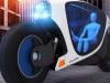 Xe máy tự lái, tự cân bằng sắp xuất hiện trong tương lai