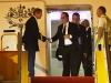 Tổng thống Pháp Francois Hollande đến TP. HCM ngay tối qua 6/9