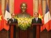 Tổng thống Pháp ủng hộ Việt Nam trong nỗ lực giữ gìn không phận, hải phận