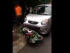 Video: Xe Kia Morning gây tai nạn liên hoàn trên đường phố Hà Nội