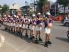 Sở VH&TT Hà Nội xử lý nghiêm vụ đeo bụng bầu giả trượt patin náo loạn