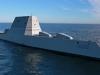 Chiến hạm tàng hình 'Người dơi' USS Zumwalt gia nhập Hạm đội 7 của Mỹ