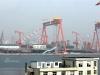 Trung Quốc bắt đầu lắp ráp tàu sân bay nội địa đầu tiên