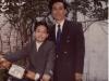 MC Phan Anh xúc động chia sẻ khoảnh khắc đẹp bên bố