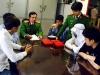 Triệu tập 5 thanh niên làm clip giả khủng bố ném bom dọa người