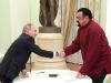 Putin thể hiện thiện chí hàn gắn quan hệ với Mỹ