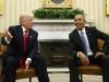Tiết lộ: Trump và Obama thường xuyên trò chuyện với nhau