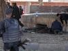 Hiện trường vụ nổ lớn gần kim tự tháp nổi tiếng khiến 6 cảnh sát thiệt mạng