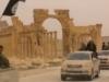 IS tung video giao tranh ác liệt với quân đội Syria ở thành cổ Palmyra