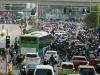 Hà Nội sẽ 'mạnh tay' với những phương tiện lấn làn buýt nhanh BRT